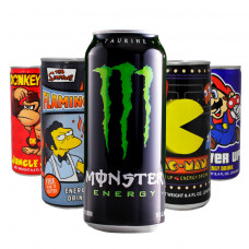 Safe Can Energy Drink