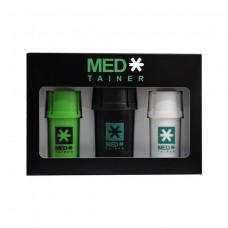 Med Trainer smell proff grinder 3pc promo box ast. color