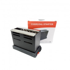 Charcoal starter fire twister