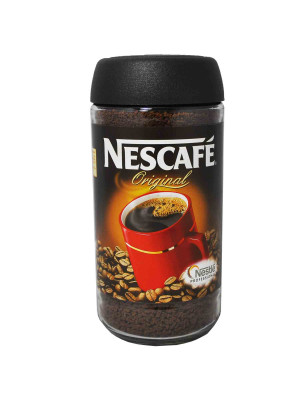Safe Can Coffee and Creamers