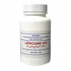 Lidocain HCL Mixed Sizes
