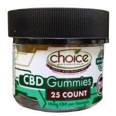 CBD Gummies Choice 250Mg/25pc