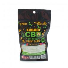 Kangaroo cbd oil 250mg party pack gummies