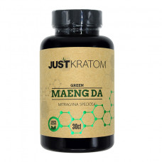 Just Kratom maeng da 30count