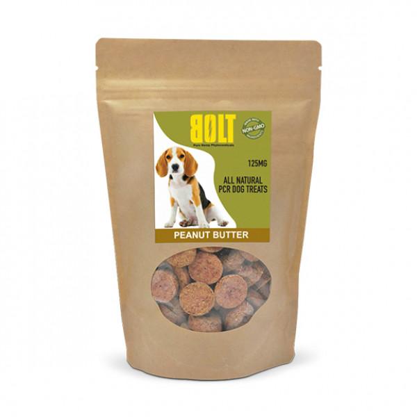 Bolt cbd dog treats 20pc bag