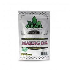 Kratom OPMS Silver Maeng Da 60g  120caps