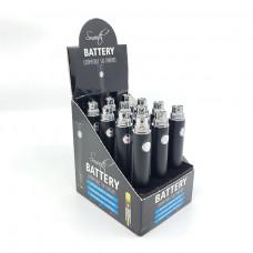 Smooth Battery 650mah black display (per box)