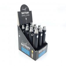 Smooth Battery 900mah black display (per box)