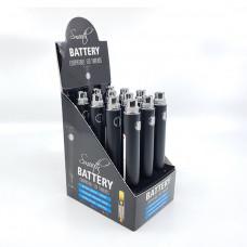 Smooth Battery 1100mah black display (per box)