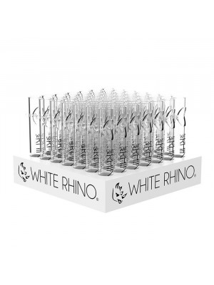 White Rhino Steam rollers 49 in box