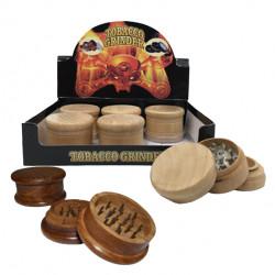 Wood Grinders (4)