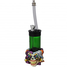 "Acrylic Mini Hookah 5"" with Joker Base"