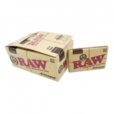 Rolling Papers Raw Artesano 1 1/4 15pc/box