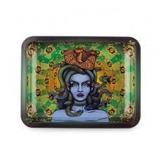Ashtray Ooze 410 Cursed Rolling Tray - Medium