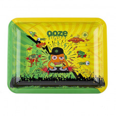 Ashtray Ooze 412 DJ Loud Rolling Tray - Medium