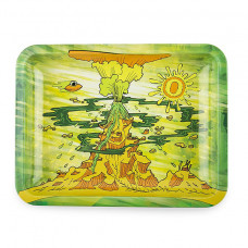 Ashtray Ooze 414 Eruption Rolling Tray - Medium