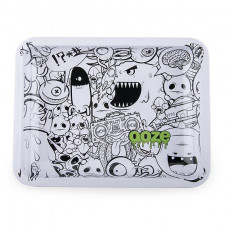 Ashtray Ooze 420 Monsterous Rolling Tray - Medium