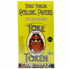Rolling Papers Toke Token Pinapple Flavor 1 1/4