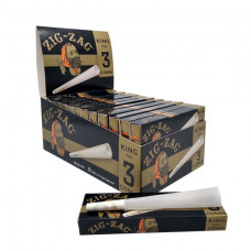 Zig zag Cone King Size 3pack 24/box