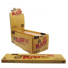 Raw Classic Lean 109mm/40mm Cones 20pk