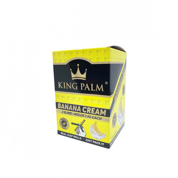Rolling Papers King Palm 2 Slims Rolls 20pc