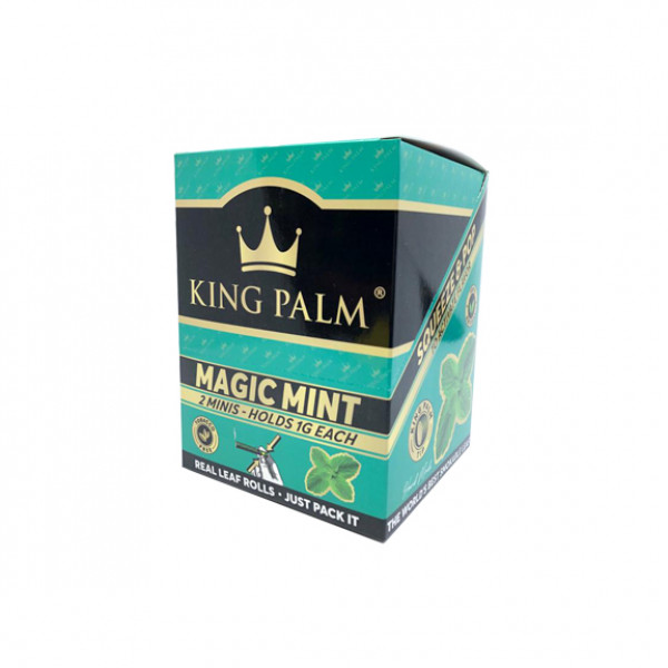 Rolling Papers King Palm 2 Mini Rolls 20pc
