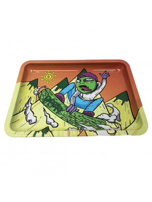 Small Tray Metal-Ooze