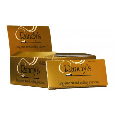 Cigarette Wired Rolling Papers Randy's King