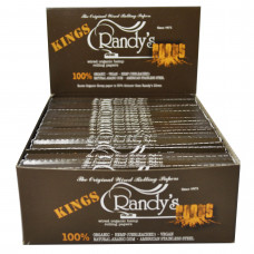 Cigarette Rolling Randy's Roots Papers 110mm  25/Box