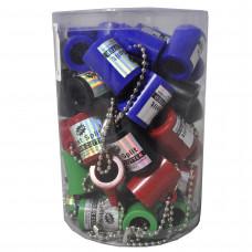 Cigarette Cutter Assorted Color 50pc/Jar