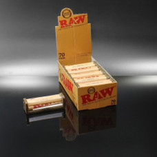 Cigarette Rolling Machine Raw 70mm Eco Plastic 12pack