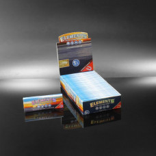 Rolling Papers Elements Ultra Thin Rice 1 1/4 25pk