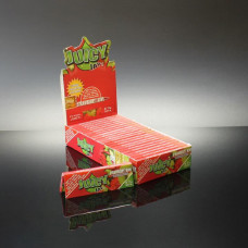 Rolling Papers Juicy Jay's 1 1/4 Strawberry/Kiwi 24/box