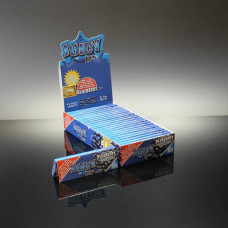 Rolling Papers Juicy Jay's 1 1/4 BlueBerry  24/box
