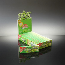 Rolling Papers Juicy Jay's 1 1/4 Green Apple  24/box