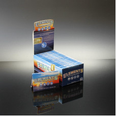 Rolling Papers Elements 1 1/2 Ultra Thin Rice 25/box