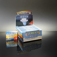 Rolling Papers Elements Ultra Thin Rice 1 1/4 15PK/BOX