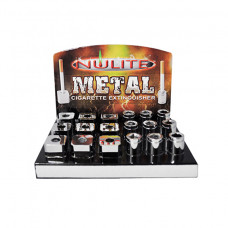 Cigarette Snuffers Metal Nulite
