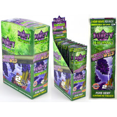 """Rolling Papers Juicy Hemp Wraps """"Grapes"""""""