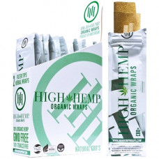 Rolling Papers High Hemp Organic Wraps