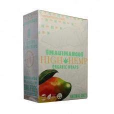 Rolling Papers High Hemp Organic Wraps Mango Flv