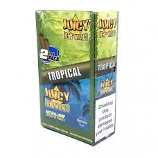 Rolling Papers Juicy Hemp Wraps Tropical