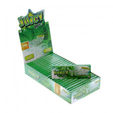 Rolling Papers Juicy Jay's 1 1/4 Green Trip 24/box