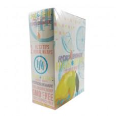 Rolling Papers High Hemp Organic Wraps Hydro Lemonade