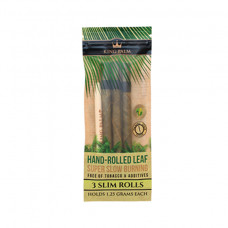 Rolling Papers King Palm Slim Rolls 3/pk 24pc