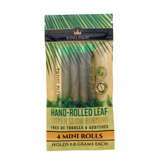 Rolling Papers King Palm Mini Rolls 4/pk 24pc