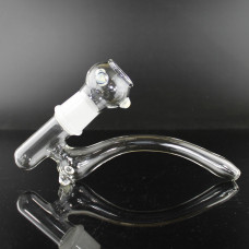 Bubbler Concentrate 2pc Clear 29mm