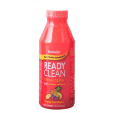 Detoxify Ready Clean 16oz Bottle Topical Fruit Flavor