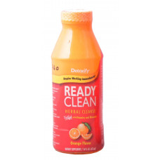 Detoxify Ready Clean 16oz Bottle- Orange Flavor