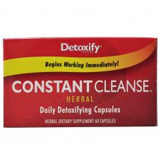 Detoxify Constant Cleanse 60 caps